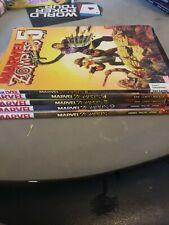 Marvel Zombies Graphic Novel Lot