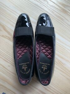 NWT £345 Foster & Son Opera Pumps 10.5UK/11.5US