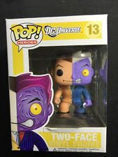 Funko Pop! Vinyl Two-Face #13  Batman Retired Vaulted DC Universe