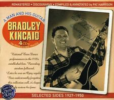 Bradley Kincaid - Man & His Guitar Selected Sides 1927-1950 [New CD] Boxed Set