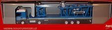 303880 SCANIA r500 hl`13 Felbermayr avec Kranbau pièces charger pour lr1600/2