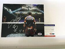 Kazushi Sakuraba Signed 8x10 Photo PSA DNA COA e