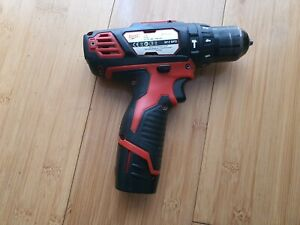 Milwaukee M12 BPD 12V Cordless Hammer Drill Sold with 1.5AH replacement  Battery