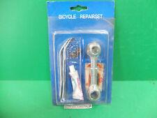 Kit set riparazione camera d'aria aria gomme bici bicicletta biciclette MTB BMX