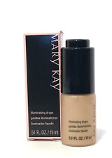 MARY KAY ILLUMINATING DROPS~LIMITED EDITION~GOLDEN HORIZON