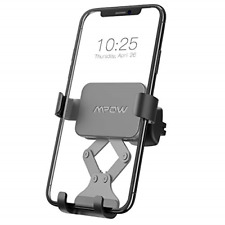 Mpow Car Phone Mount, Air Vent Cell Phone Holder, Gravity Car Phone Holder, Cell