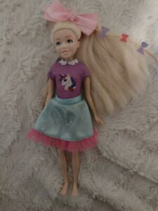 Jojo Siwa Doll Nickelodeon Outfit Sings Talks Fab Condition