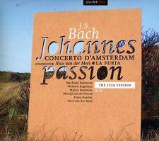 Concerto Amsterdam, - Johannes Passion the 1725 Version [New CD]