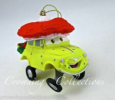 Grolier Luigi Cars President's Edition Ornament Disney Pixar Early Moments 2 NB