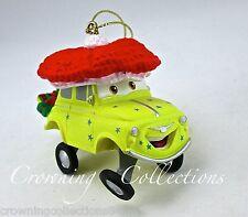Grolier Luigi Cars President's Edition Ornament Disney Pixar Early Moments 2 NB