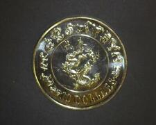 SINGAPORE 1988 DRAGON COMMEMORATIVE TEN DOLLAR GEM BRILLIANT UNCIRCULATED~120