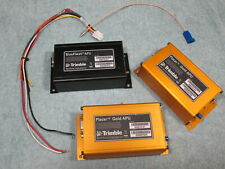 3 TRIMBLE VEHICLE GPS TRACKING UNIT PLACER GOLD APU TRIMFLEET MOBILE LOCATOR
