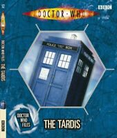 (Very Good)-The TARDIS (Doctor Who Files 12) (Hardcover)-Justin Richards-1405903