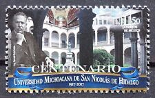 Mexico 2017 Michoacan University San Nicolas Hidalgo Education Architecture MNH