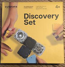 Cubelets Discovery Set New Robot Blocks Modular Robotics Bluetooth Coding Brick