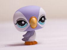 *Littlest Pet Shop* LPS Lavender Purple & White Puffin #1574