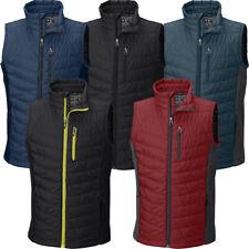 "$100 New Mens Columbia ""Cascade Trail II"" Hybrid Omni-Heat Vest"