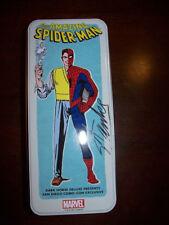 Dark Horse AMAZING SPIDER-MAN Figure San Diego Comic Con Exclusive SS Stan Lee