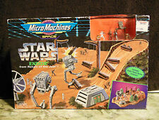 Star Wars Micro Machines Space Endor from Return of the Jedi / Damage to box