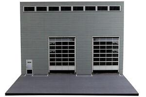 Diorama Garage camions   Trucks garage - 1/50ème - #50-2-E-E-008