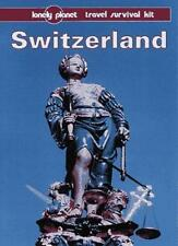 Switzerland (Lonely Planet Travel Survival Kit),Mark Honan- 9780864424044