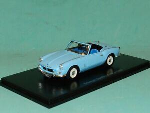Spark Models 1/43 1965 Triumph Spitfire MK2 Blue MiB