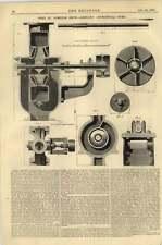 1867 Bury St Edmunds Show Bernay's Centrifugal Pump
