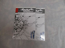 2x copies of Batman The Dark Knight 6 2012 David Finch SKETCH cover variant