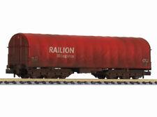 Liliput L265780 Transportwagen Railion gealtert DB Epoche V N 1:160 Neu