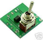 VINTAGE TONO CONTROLLER VTB1 attivo circuito 4 ELETTRICI