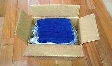 Wholesale Lot - Soft Blue Microfiber Cleaning Cloths/Towels  - 100 PCS