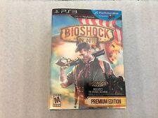 Ps3 Bioshock Infinite Pe (2013) - New - Playstation 3(OPENED BOX)