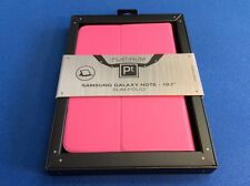"""Protective Slim Folio Case Platinum, for Samsung Galaxy Note 10.1"""" tablet, pink"""