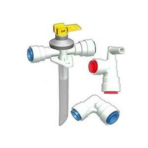 Kit Racores Truma Boiler BG 10 2019 John Guest 12 mm Montaje Racor Agua Uniquick