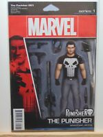Punisher #1 Variant Edition Toy Cover  Marvel Comics vf/nm CB2979