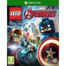 Lego Marvel Avengers - XBOX ONE neuf sous blister VF