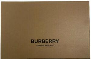 Authentic Burberry London England Storage Gift Box 14.75 x 9.75 x 2.5