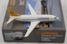 Herpa Wings 1:500 Lufthansa b737-200 Wolfsburg (505895) Limited Edition 2500 St.