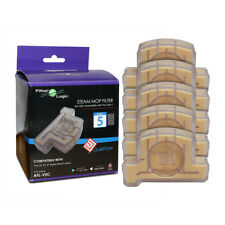 5 Pack of FilterLogic AFL-VSC Compatible Mop Filters- Vax Type 1 S2,S3,S7 Series