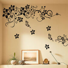 3D DIY Wall Art Decal Decoration Romantic Flower Vinyl Removable Wall Sticker