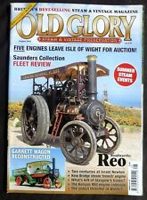 Old Glory August 2012, Iss 270, Review of Saunders of Stotford Steam Fleet