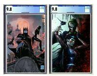Batman #94 CGC 9.8 Graded Cover A 1st Print + Cover B Mattina Variant PRE-ORDER