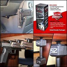 Magnetic Pistol Holster Gun Magnet Fire Arm Concealed Holder Vehicle Car Mount