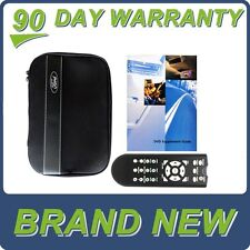 NEW FORD Explorer MERCURY LINCOLN DVD Player Remote Control Storage Bag Manual