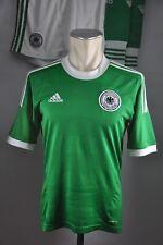 Deutschland DFB Trikot Set 2012 Gr. S Hose Gr. M Adidas Jersey grün DFB Germany