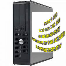 PC de bureau Intel Core 2 Duo Dell