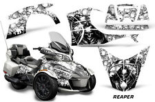 AMR Racing Can Am BRP RT-S Spyder Graphic Kit Wrap Roadster Decals 2014+ REAP W