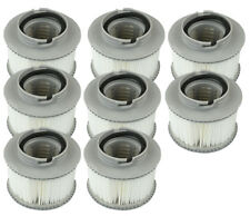 8 Mspa Filter Cartridges Genuine Product Fits All Models Hot Tub Spas