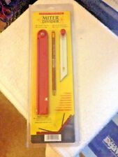 Miter Divider by Arnott Tools, Inc Framers Contractors Remodelers Home Owner New