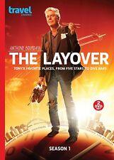 Anthony Bourdain - The Layover - Season 1 (DVD, 2012, 2-Disc Set)